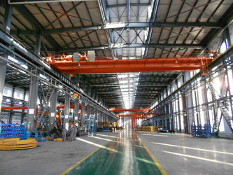 This is production line for drilling rig.