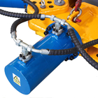 320KN Hydranulic Concrete BreakerFor Cutting Piles 8h Cut 120 Piles
