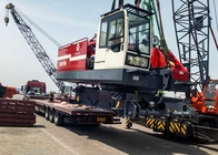 Lifting 52T Travelling 1.42km/h Hydraulic Crawler Crane