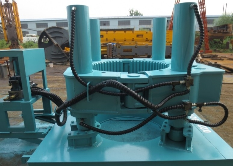High Speed Hydraulic Pile Breaker Full Hydraulic Extractor Simple Maintenance