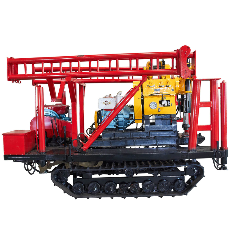 XYT-200 Geological Drilling Rig With 280m Drilling Depth For Exploration