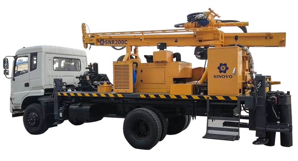 132kw Well Drilling Equipment