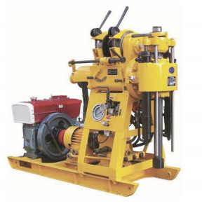 Portable Spindle 100m 450mm Stroke Core Drilling Equipment