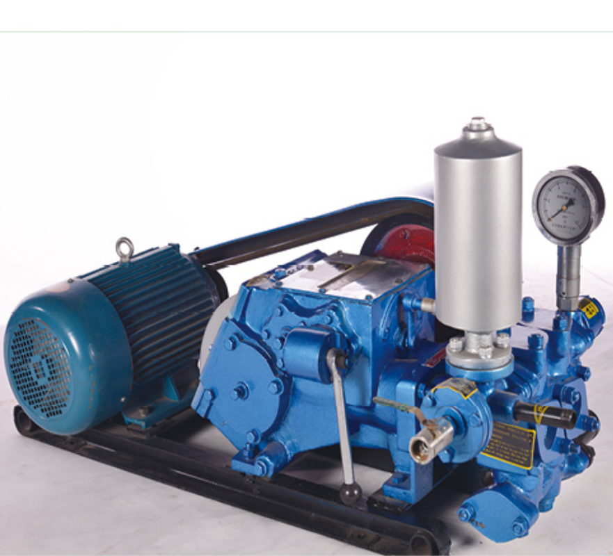 BW150 5.5kw 80mm Stroke Mud Pump