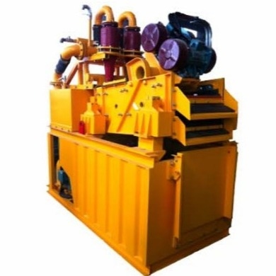 17.2kw 50m3/H Sand Washing Hydrocyclone Desanding Machine